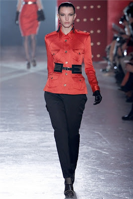 Military chic Trend - Jason Wu - Fall Winter 2012