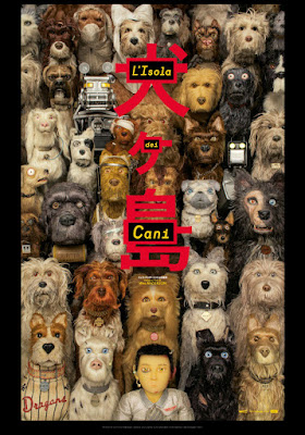 L'Isola Dei Cani Wes Anderson
