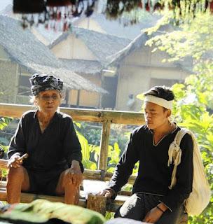 Kearifan Lokal Suku Baduy Provinsi Banten Yang Tetap Terjaga