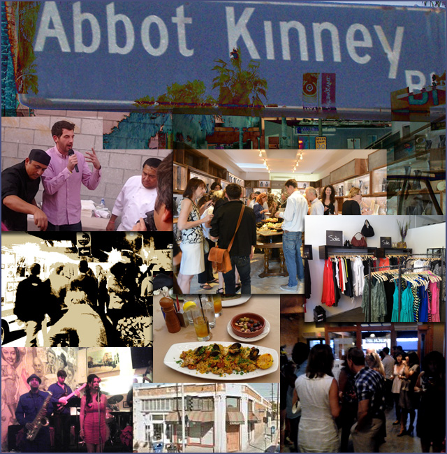 Abbot Kinney 1st Fridays March 1 On S Open Late Great Hy Hours At Restaurants