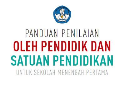 Panduan Penilaian untuk SMP Permendikbud 23 Tahun 2016