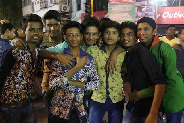 muharram india 2015 ahmedabad street procession