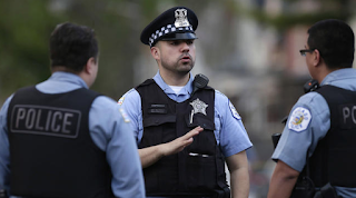 Videos Show Chicago Police Firing At Fleeing Car And Handcuffing Dying Suspect