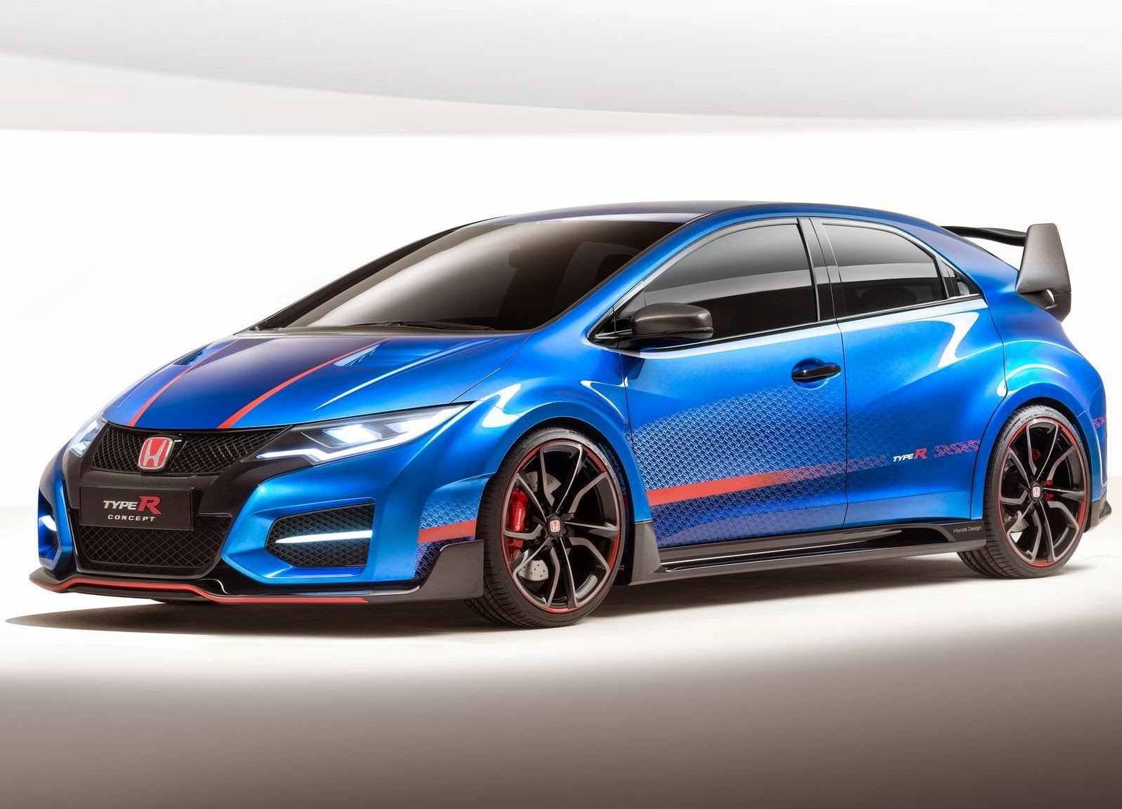 honda civic type r 2015 car hd wallpaper | classic car wallpaper hd