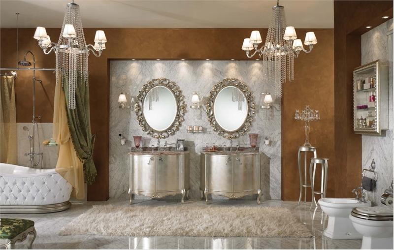 Elegant Bathroom Designs: Luxury And Elegant Interior Designs Bathroom