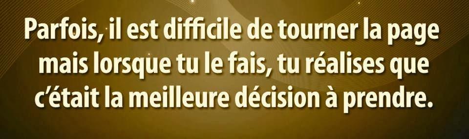 Citations Option Bonheur Tourner La Page