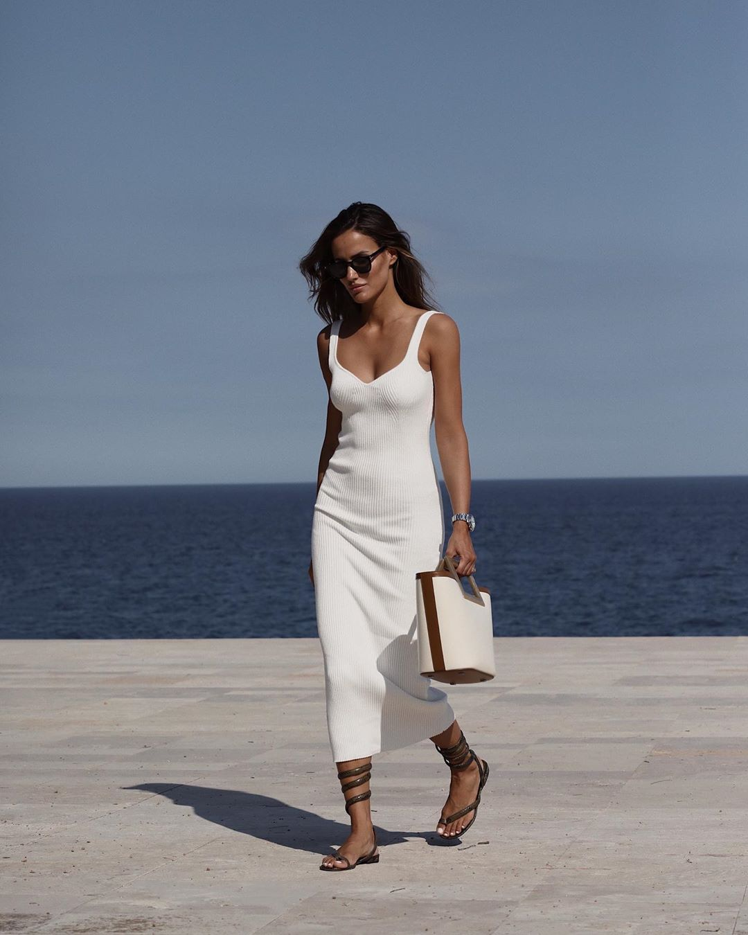 Any Minimalist Will Love These Chic Summer Dresses