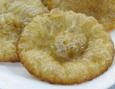 Cara Membuat Kue Cucur Gula Putih Yang Enak dan Empuk