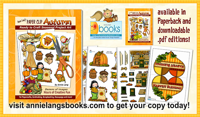 You'll find Annie lang's Paper Clip Autumn Book at http://www.annielangsbooks.com/paper-clip-autumn
