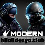 Modern Strike Online: Pro FPS 1.25.4 Hile Apk indir - PARA HİLELİ