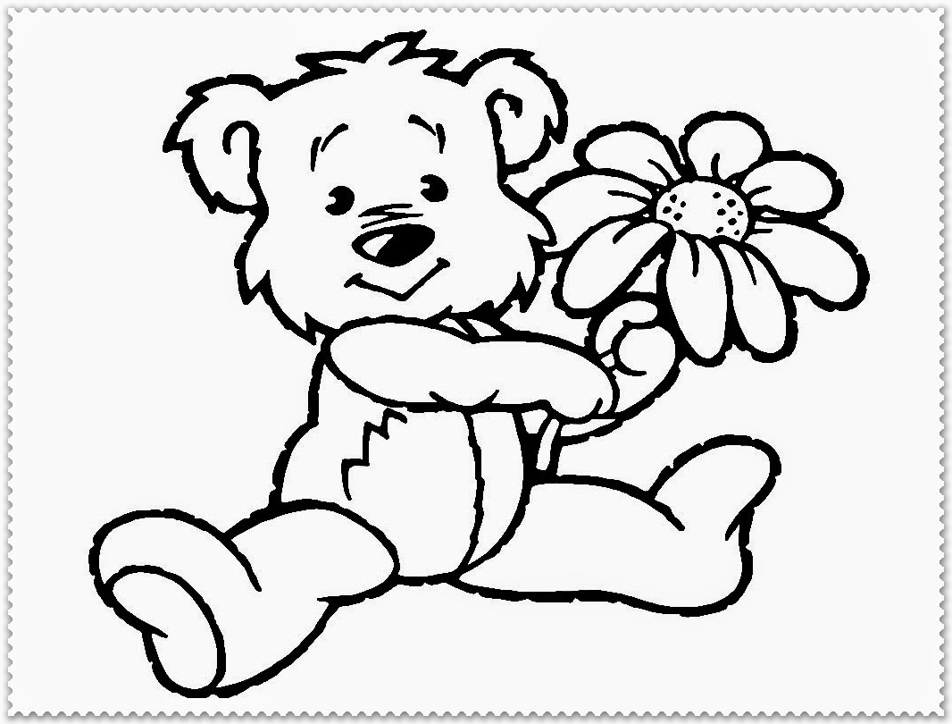 spring coloring pages activity village