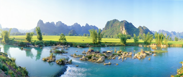 Destinations in Cao Bang Not Everyone Knows 7