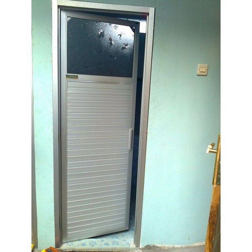 pintu aluminium wc 4