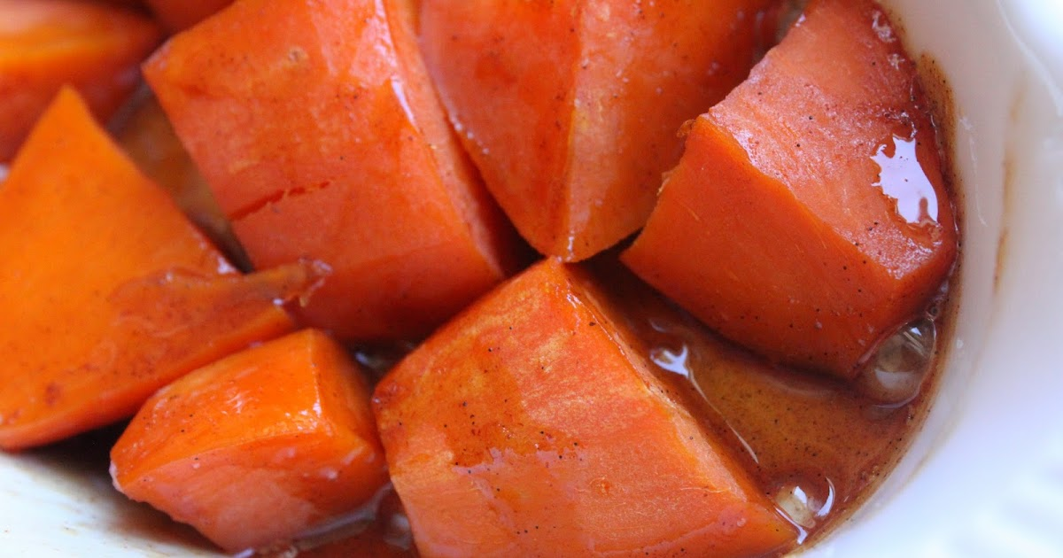 Mashed Sweet Potatoes With Marshmallows Food Network