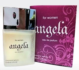 Jual Parfum Angela by Identic Pheromone for Women