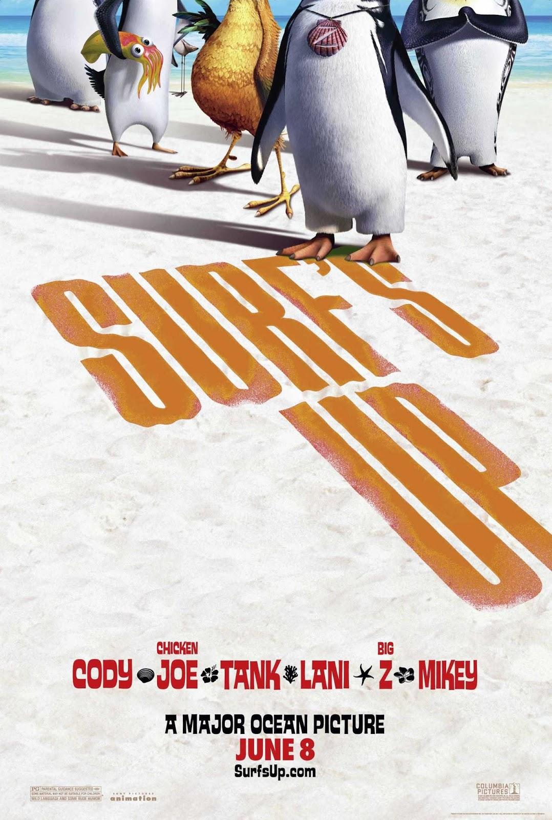 Surfs Up เซิร์ฟอัพ ไต่คลื่นยักษ์ซิ่งสะท้านโลก [HD][พากย์ไทย]