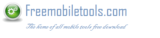 Download Free Mobile Tools