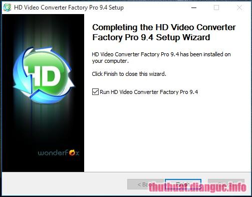 Download HD Video Converter Factory Pro 9.4 - Phần mềm chuyển đổi video tốt nhất