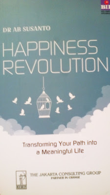 happiness revolution buku terbaru 2017