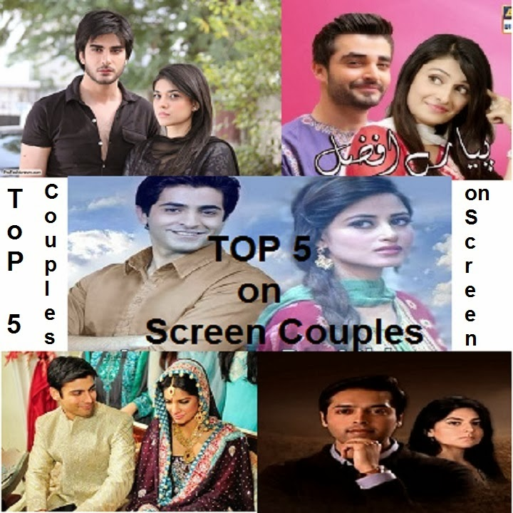 Best onscreen tv couples