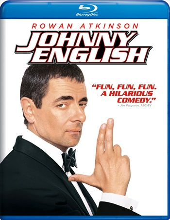 Johnny English 2003 Dual Audio Hindi 720p BluRay 900mb