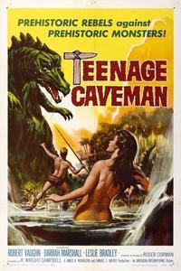 Watch Teenage Cave Man Online Free in HD