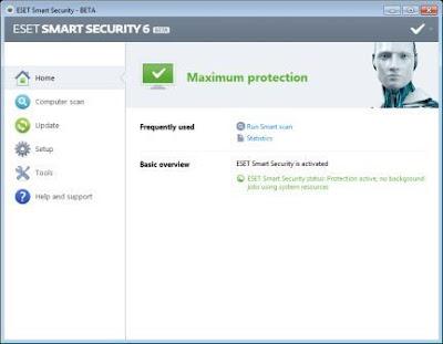 ESET Smart Security 6.0.11