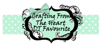 Crafting From The Heart Challenge Winner