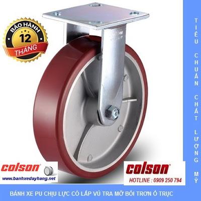 Báo giá bánh xe chịu lực Colson Mỹ tại An Giang www.banhxepu.net