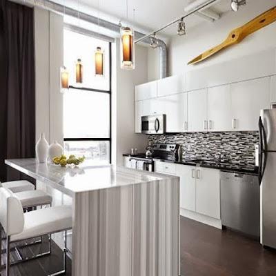 Keindahan Rumah Dengan Model Lemari Dapur Terbaru