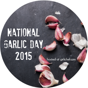 National Garlic Day 2015