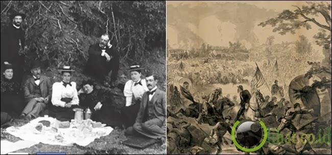 Piknik di Saat Perang Hebat