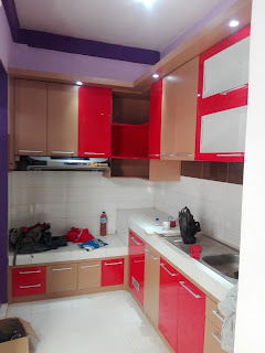 kitchen set mojokerto gresik murah