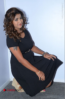 Tollywood Actress Geethanjali Thasya Latest Pos in Black Short Dress at Nanna Nenu Na Boyfriends Audio Launch  0039.JPG
