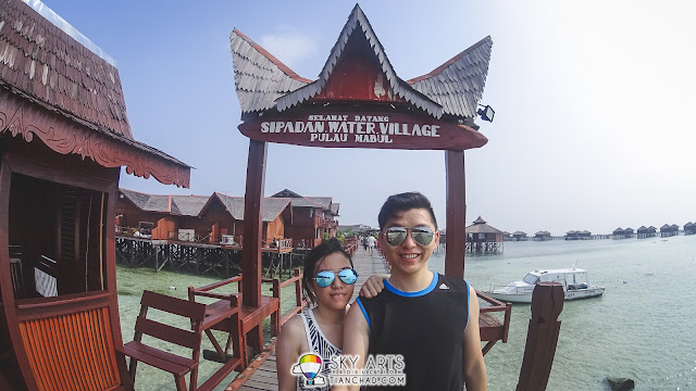 Let's throwback to my trip at Mabul Island