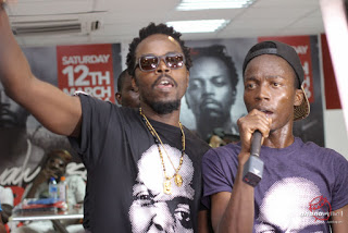 """Pictures : Kwaw Kese Launches """"Forever"""" Album 