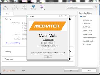 Mediatek Imei Repair Tool Maui META_v10.1816.0.01 by  MobileflasherBD