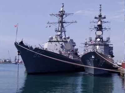 Beijing Keeping Close Watch On Ongoing Malabar Wargames By India Us Japan