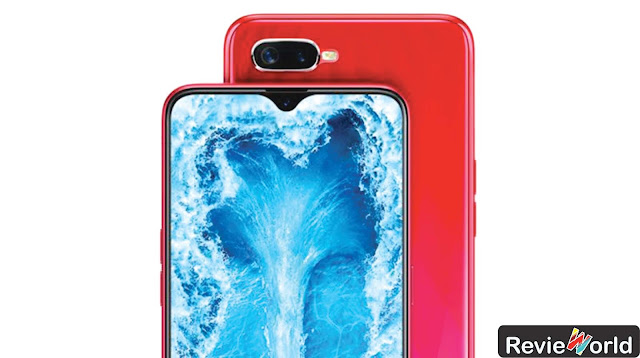 Oppo F9/F9 Pro Review, camera