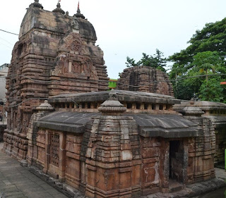 Baitala Deuḷa Temple of Goddess Chamunda in Bhubaneswar