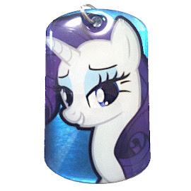 My Little Pony Rarity Series 1 Dog Tag