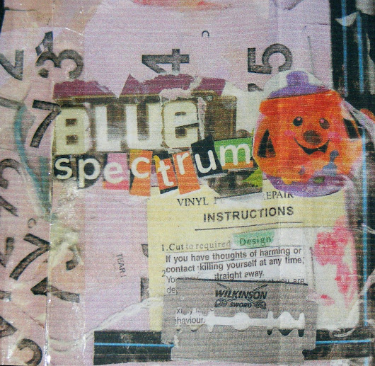BLUE SPECTRUM TAPES