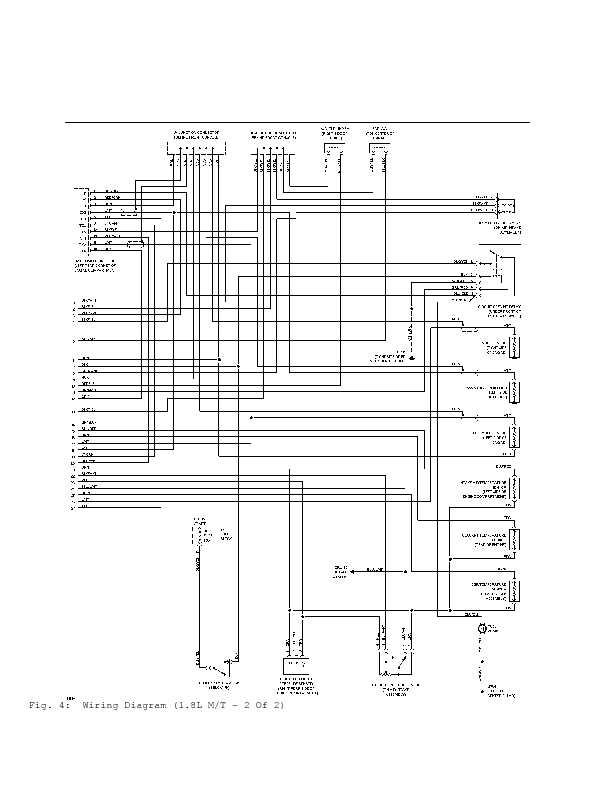 1994 celica ecuputer diagram