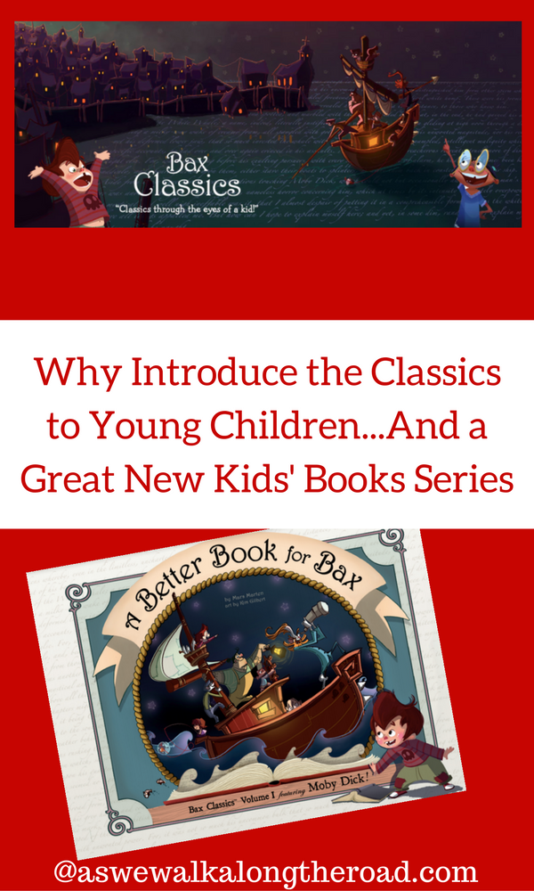 Bax classics books for kids