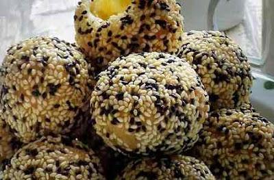 Cara Membuat Onde Durian