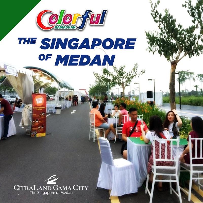 Semarakkan Bulan Ramadhan, Citraland Gama City Medan Helat Colorful Ramadhan Bertabur Banyak Hadiah