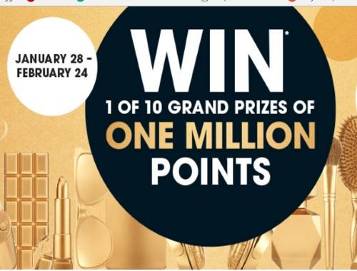 Shoppers Drug Mart Millionaire Contest