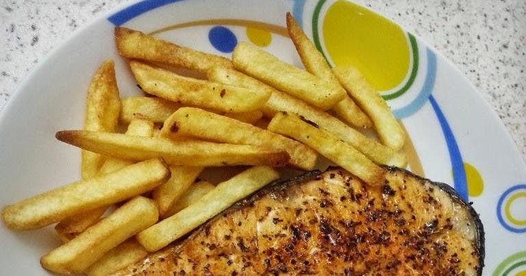 The Almost Famous Mom Airfryer Dinner Grilled Cajun