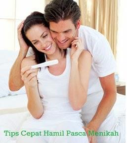 Tips Cepat Hamil Pasca Menikah