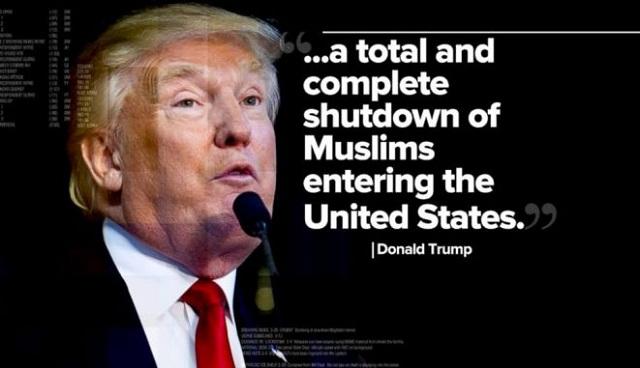 Trump Gagal Batal Sekatan Terhadap Larangan Perjalanan 7 Negara Islam